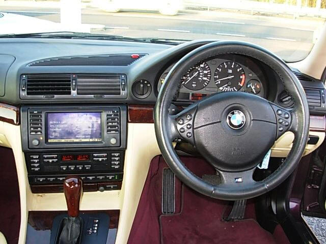 BMW E39 - Multifunkcja sterowanie radiem