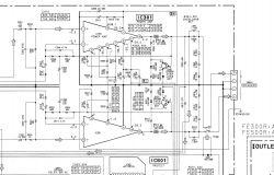 Wzmacniacz SONY TA-FE300R nie ma dźwięku