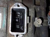 nissan micra '99 1.3 automat świeci się NCVT