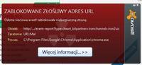 avast blokuje wej�cie na strony www