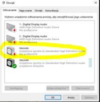Denon AVR-X2100W - Nie działa dźwięk z notebooka