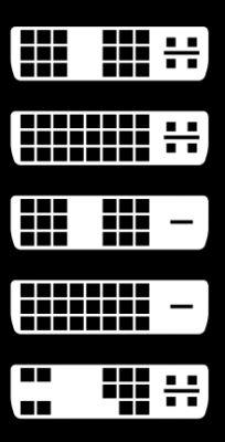 Projektor Benq - Komputer - Podłączenie projektora przejściówką DVI - D-SUB czy