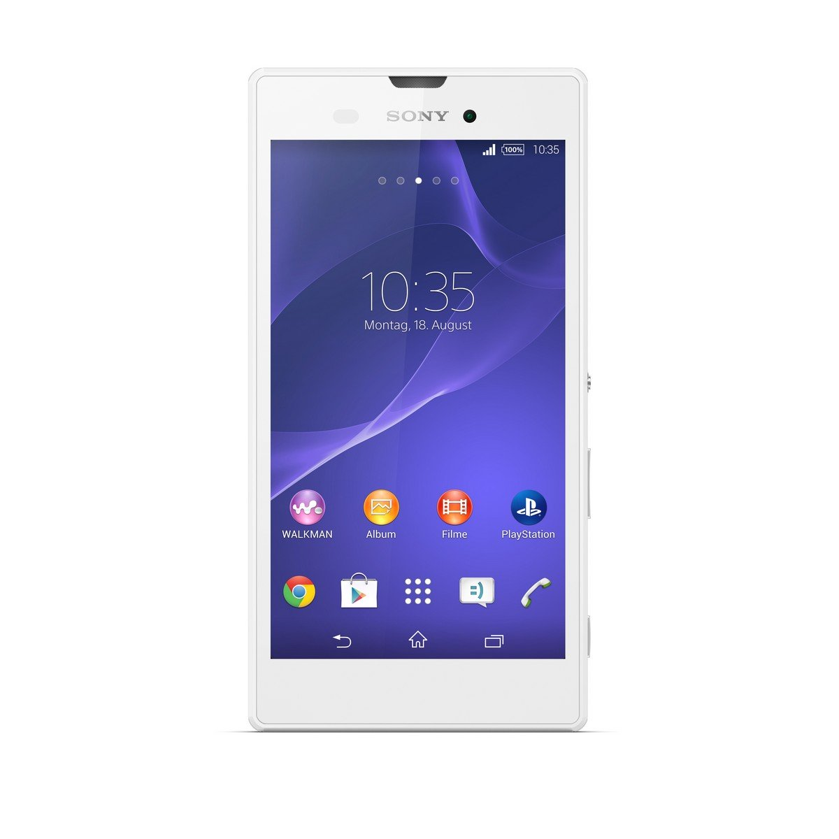 """Sony Xperia Style - 5,3"""" smartphone z Snapdragon 400, NFC, LTE"""