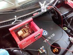 prostownik Turbo 10A z biedronki-modyfikacja