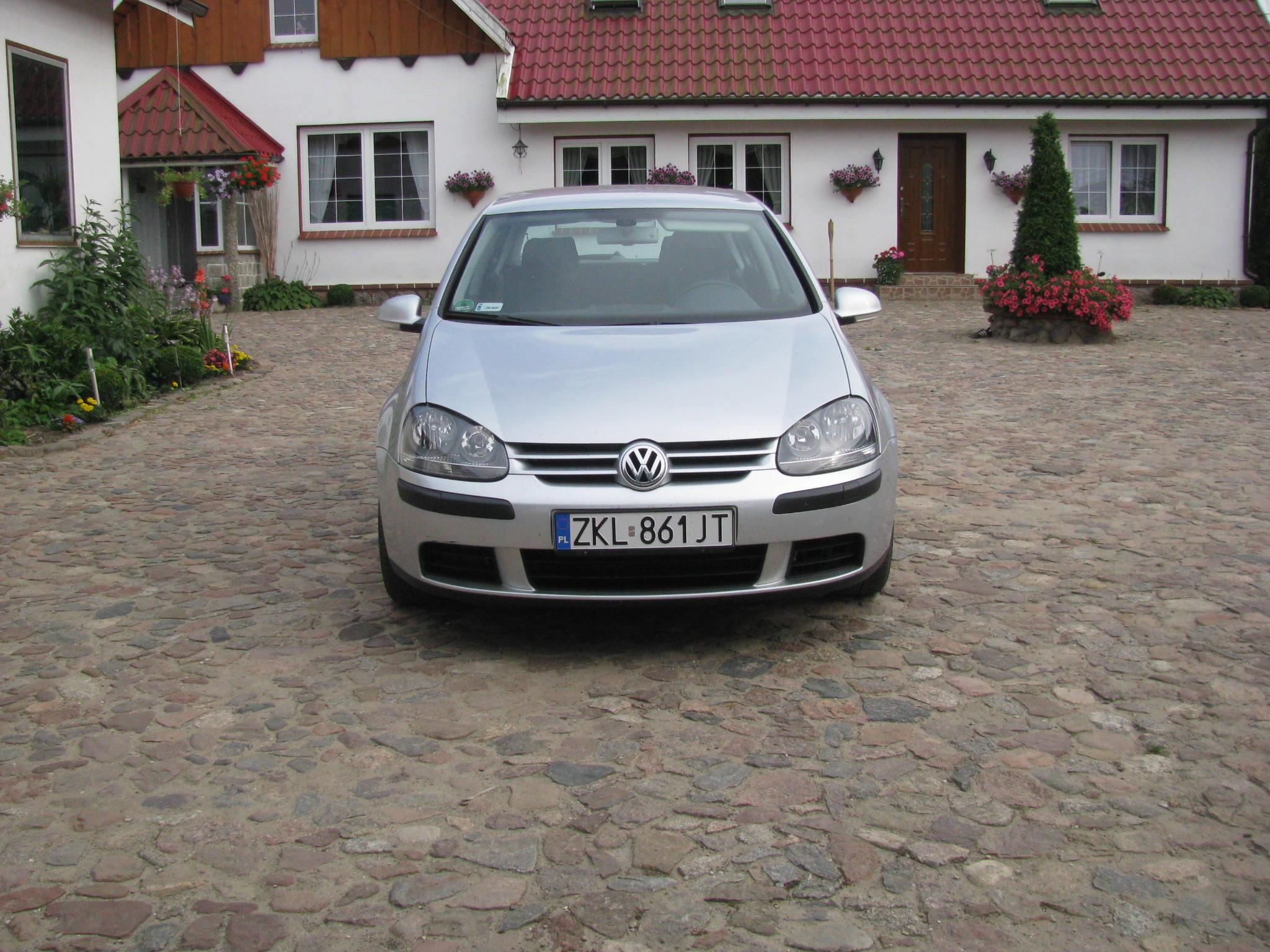 VW GolfV 2003r - przeka�nik wycieraczek.