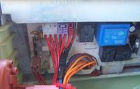 AMICA PA5560A411 - Wyrwane wtyczki, szukam schematu.