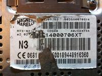 Radia 2x RT3 do 307 na jednym tylko logo, drugie prosi o cd