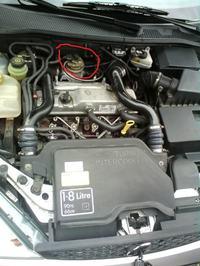 Ford Focus 1,8tddi nie odpala, rozerwane z��cze