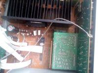 Wzmacniacz Sony LBT-V902 - nie uruchamia się przekaźnik końcówki mocy