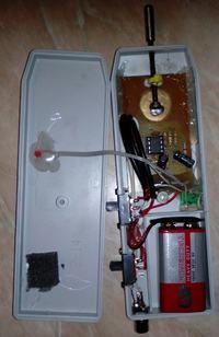 Stetoskop Piezoelektryczny