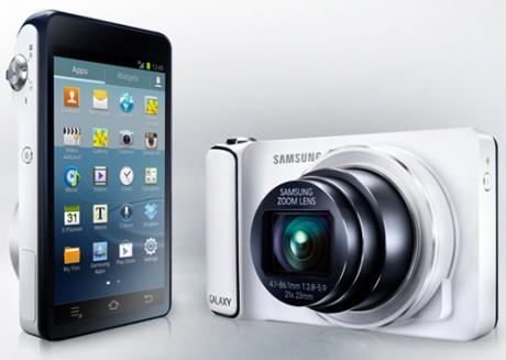 Samsung Galaxy Camera - 16-megapikselowy aparat cyfrowy z systemem Android
