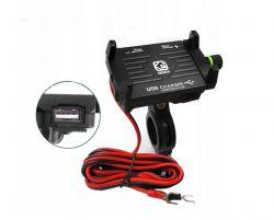 Fahrradlampe 1W [MAX16822] - Stromversorgung bis 60 V