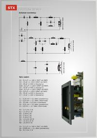 Jak dopasować zwrotincę STX FX-200 do głośnika Tonsil GDN 25/80/1