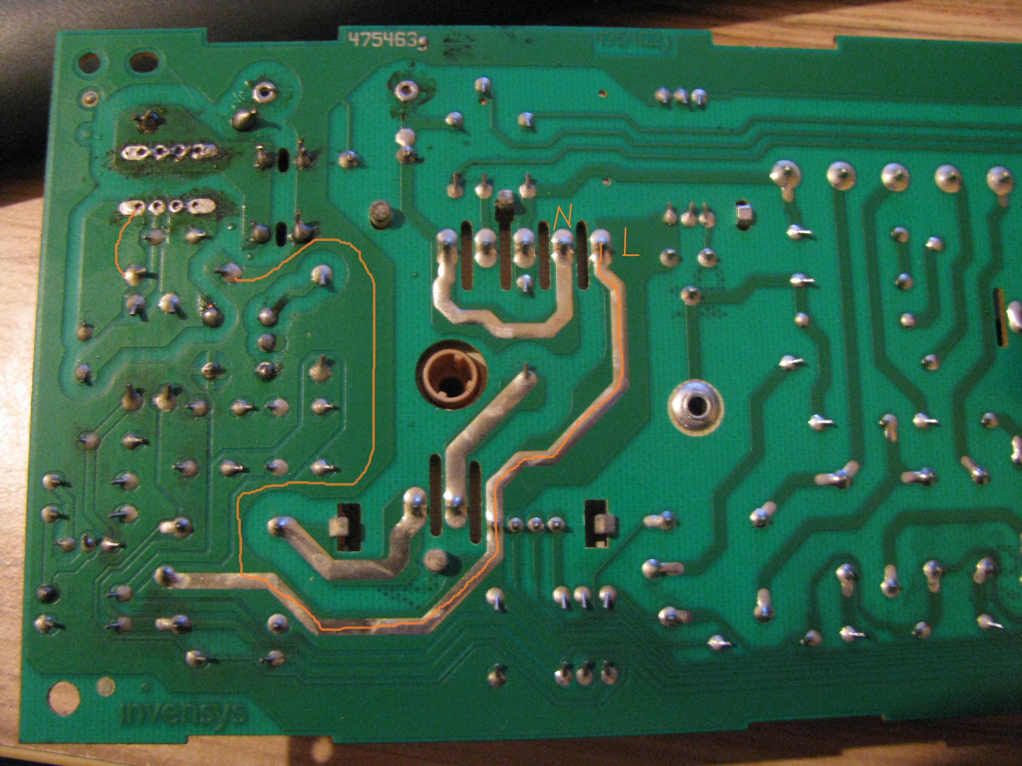 Beko WML 25100 - Brak reakcji na zasilanie - uszkodzony programator