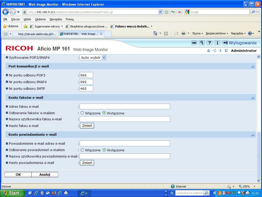 ricoh aficio mp 161 service manual
