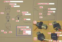 Nikon D90 jak podłączyć GPS pinout wtyku GPS