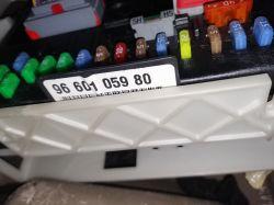 Citroen C4 - brak reg. lusterek, pod. foteli, otwierania bagażnika