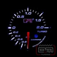 Cyfrowy wskaźnik ciśnienia doładowania-turbo boost