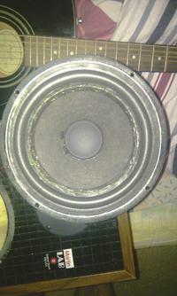 Wymiana głośników lub regeneracja starych - Małe dwudrożne kolumny