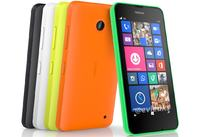 "Nokia Lumia 630 - 4,5"" smartphone z Dual-SIM i Windows Phone 8.1"