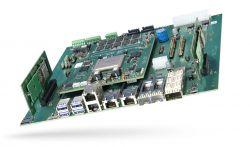 16-rdzeniowa platforma wbudowana Miriac AIP-LX2160A - do 130 TOPS z 5 x Hailo-8