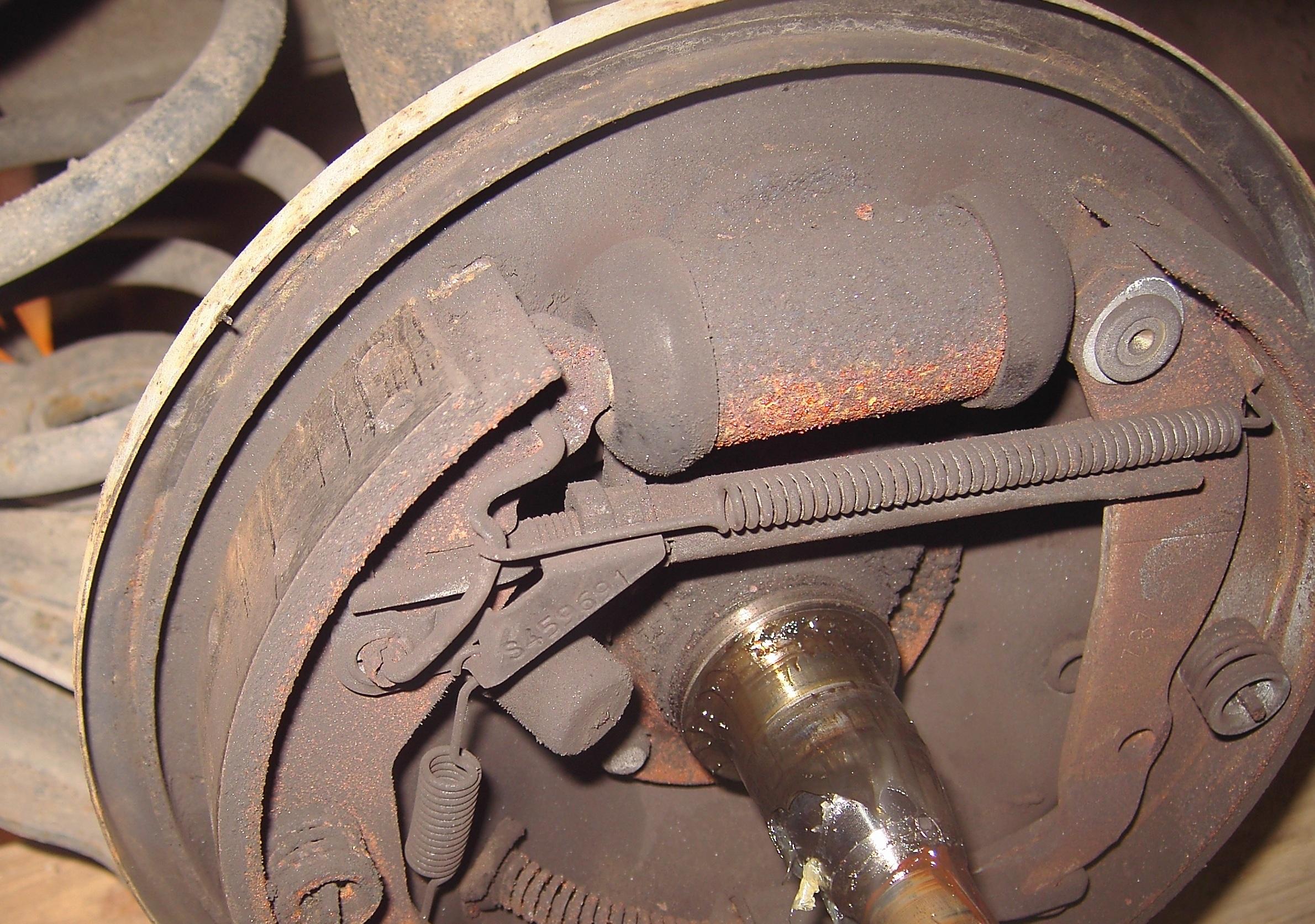 daewoo lublin odpowietrzanie hamulc�w