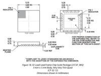 ADV/7280/LFCSP - Ręczne lutowanie LFCSP, czy projekt Eagle z tym można wysłać?