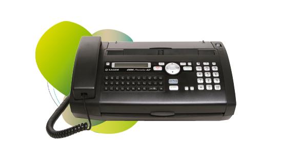 Sprzedam Faks Sagem Phonefax 43S
