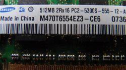 Czytanie kodu beep BIOS Phoenix. Laptop Toshiba Pro L100.