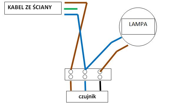 Czujnik Ruchu Nie Zapala światła Elektrodapl