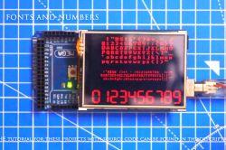 Podłączanie wyświetlaczy TFT do Arduino - krok po kroku