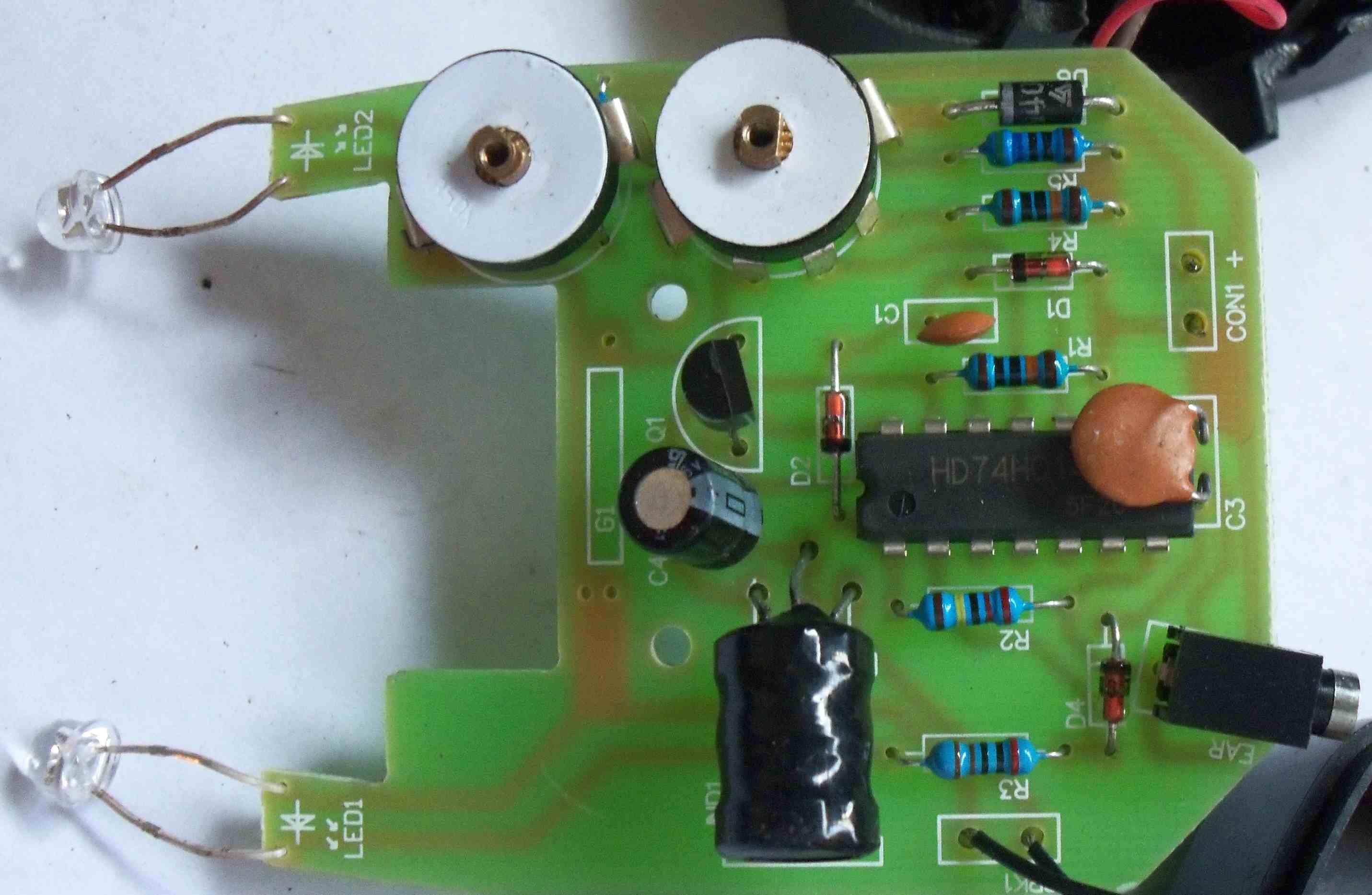 Cormoran Bravo Super Plus  - Elektroniczny sygnalizator bra�