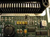 AUDI - Modul bluetooth spalone elementy na wejsciu mikrofonu
