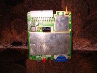 Kontroler ekranu dotykowego z wyjściem analogowym