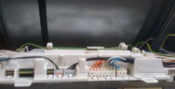 Electrolux EHD 60020P - Niekompletna płyta.