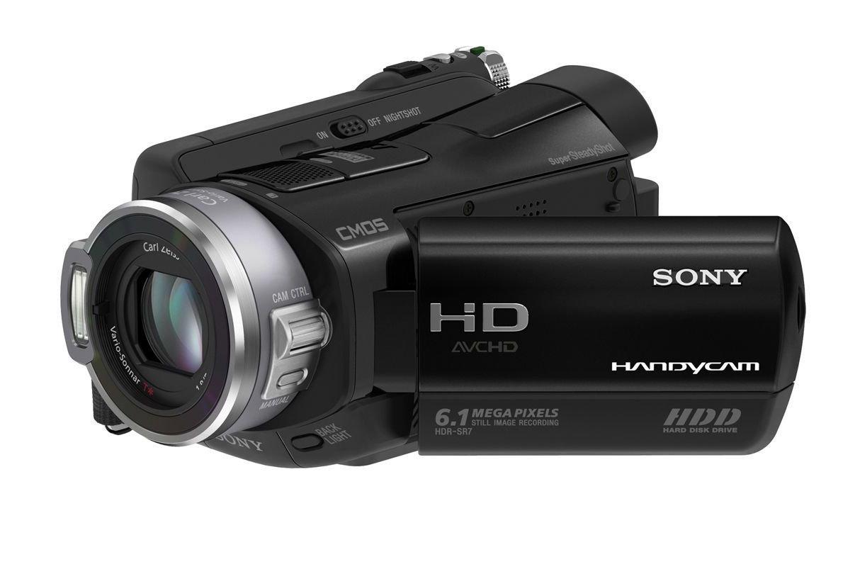 [Sprzedam] Kamera SONY HDR-SR7E 60HDD
