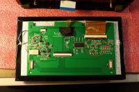 XTRONS 710A - uszkodzony wyświetlacz (chyba)
