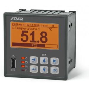 [Sprzedam] Rejestator temperatury i danych z uniwersalnym wej�ciem