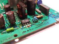 Pralka Electrolux EWS 1221 - spalony modu�