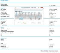ZTE300/Netgear DGN1000 - Neostrada 6Mb/s a 10Mb/s nieznaczna różnica transferów