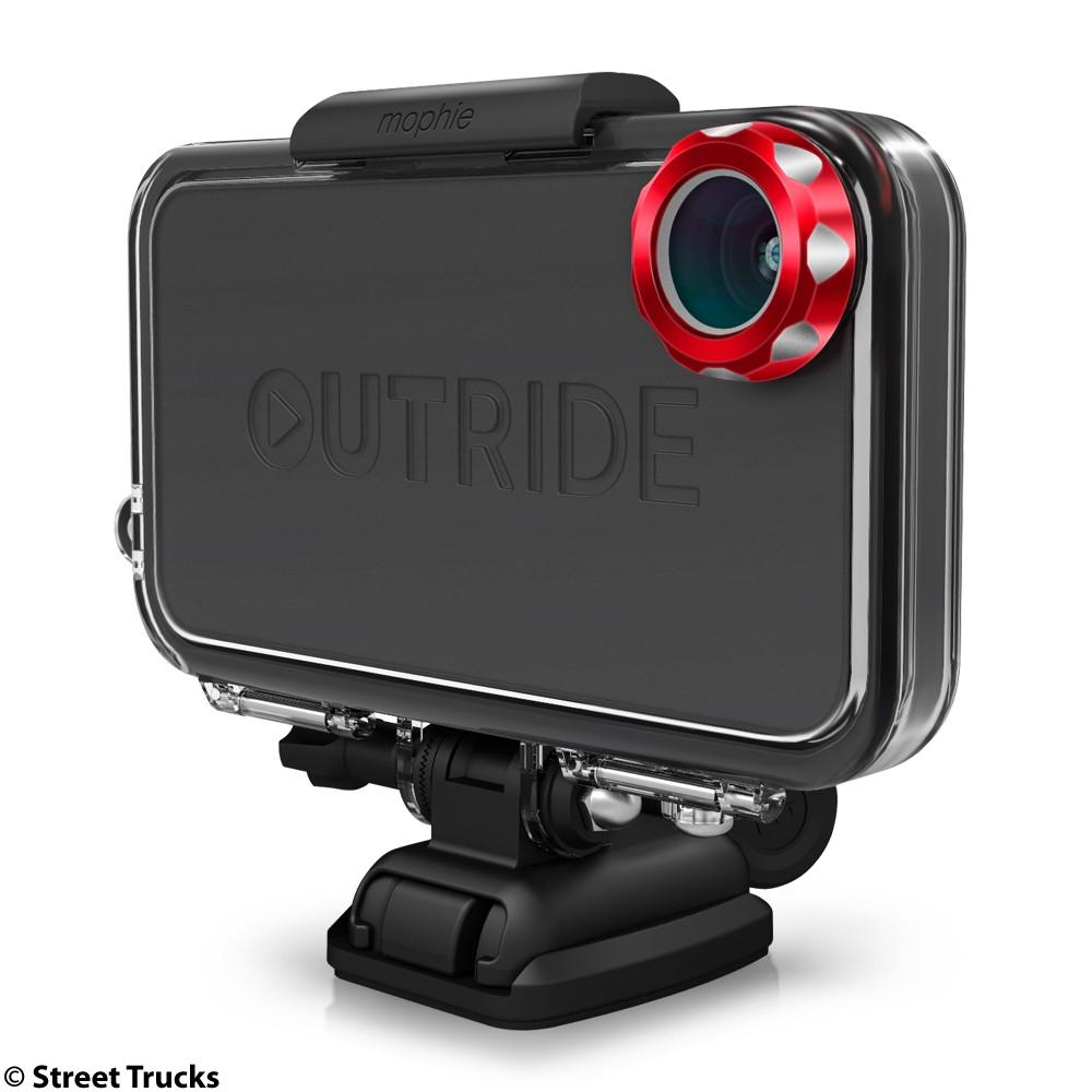 Mophie OutRide - obudowa, kt�ra zamienia iPhone w kamer� podwodn�