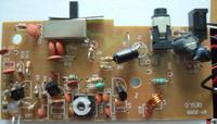 Słuchawki bezprzewodowe quer - Jak zmienić częstotliwość transmisji nadajnika?