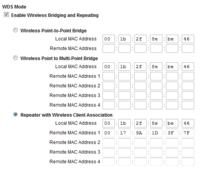 D-Link DSL-G624T i Netgear DG834G v3 komunikacja WDS w trybie repeater