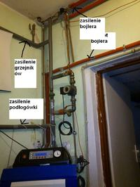 Pod��czenie kot�a gazowego do w�glowego