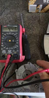 Ekspres DeLonghi EC850.M - brak ciepłej wody