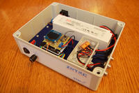 Intre WiFi WSRGB LED Controller DIY - Projekt na Konkurs Świąteczny