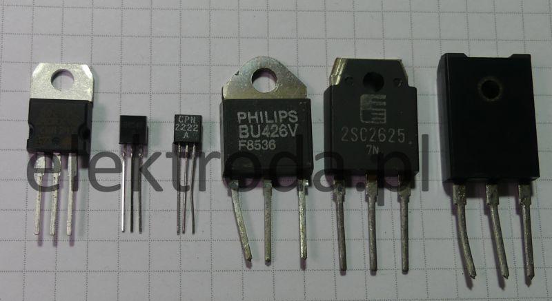 Co to jest rezystor, co to jest kondensator, co to jest dioda?
