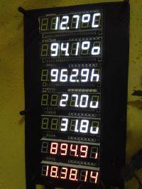 Ultradźwiękowy miernik prędkości i kierunku przepływu