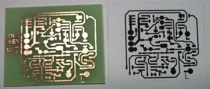 Контроллер доступа на RFID-картах.