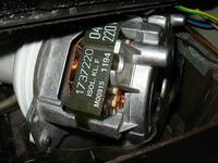 Silnik pompy zmywarki Bosch SPS5120